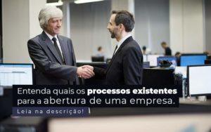Entenda Quais Os Processos Existentes Para A Abertura De Uma Empresa Post 2 - E-Cont Gestão em Contabilidade